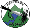 Headwater Fly Shop  Mobile Logo