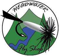 Headwater Fly Shop  Mobile Retina Logo